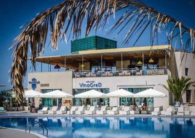 Фото обьекта Ресторан Cafe&bar VinoGrad №139510