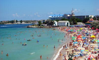 Фото обьекта Центральный пляж №206181