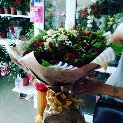 Фото обьекта Цветочный магазин Цветы №206251