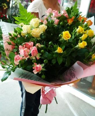 Фото обьекта Цветочный магазин Цветы №206253