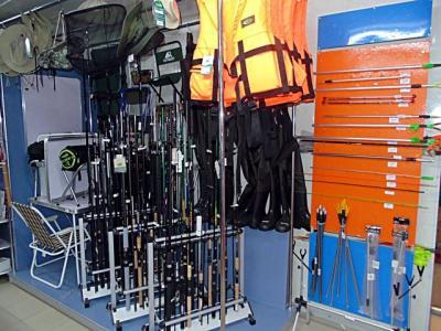 Фото обьекта Магазин для рыбалки и подводной охоты АКВАТОРИЯ ТАРХАНКУТ №206280