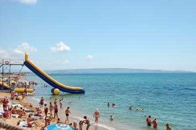 Фото обьекта Пляж Детский - первый городской №124472