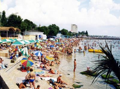 Фото обьекта Пляж Детский - первый городской №221180