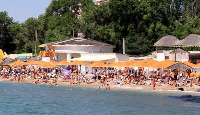 Фото обьекта Пляж Детский - первый городской №221181