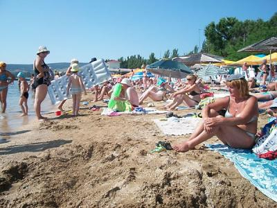 Фото обьекта Пляж Детский - первый городской №221183