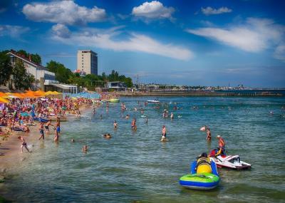 Фото обьекта Пляж Детский - первый городской №221185