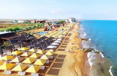 Фото обьекта Золотой пляж №221175