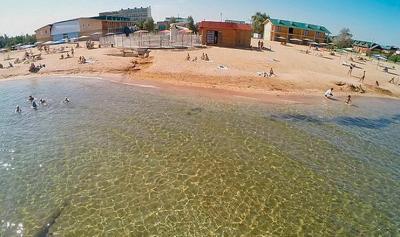 Фото обьекта Золотой пляж №221642