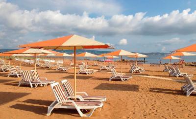 Фото обьекта Пляж Алые Паруса  №125715