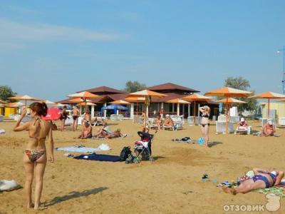 Фото обьекта Пляж Алые Паруса  №125716