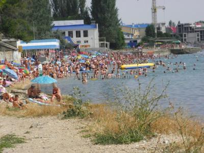 Фото обьекта Пляж Динамо  №221217