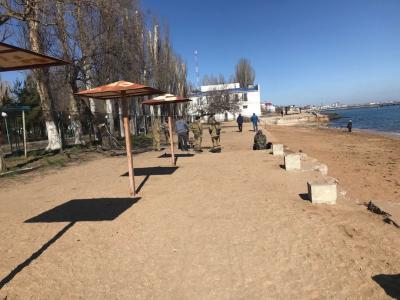 Фото обьекта Пляж Динамо  №221220