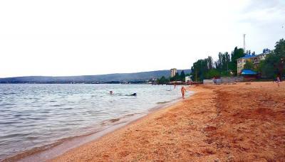 Фото обьекта Пляж Динамо  №221221