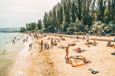 Фото обьекта Пляж Динамо  №221223