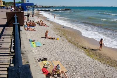 Фото обьекта Пляж Камешки  №221624