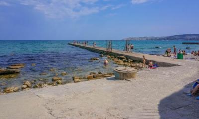 Фото обьекта Пляж Суворинские Камни  №221242