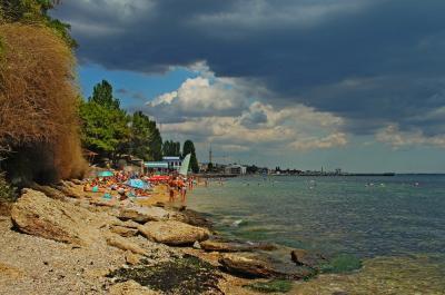 Фото обьекта Пляж Суворинские Камни  №221244