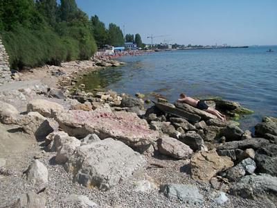 Фото обьекта Пляж Суворинские Камни  №221248