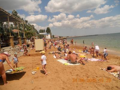 Фото обьекта Пляж Лазурный Берег №221378