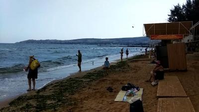 Фото обьекта Пляж Лазурный Берег №221380