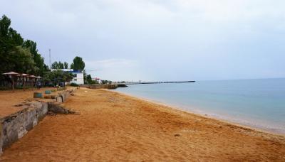 Фото обьекта Пляж Лазурный Берег №221383