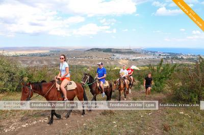 Фото обьекта Конные прогулки на Тепе-Оба №210639