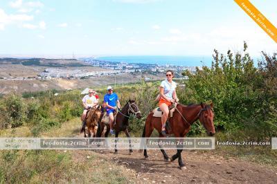 Фото обьекта Конные прогулки на Тепе-Оба №210640