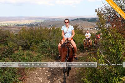 Фото обьекта Конные прогулки на Тепе-Оба №210642