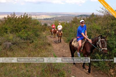 Фото обьекта Конные прогулки на Тепе-Оба №210643