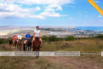 Фото обьекта Конные прогулки на Тепе-Оба №210645