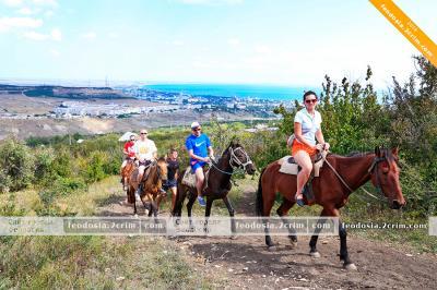 Фото обьекта Конные прогулки на Тепе-Оба №210646