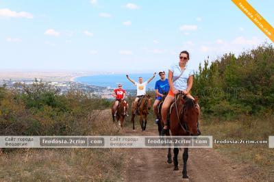 Фото обьекта Конные прогулки на Тепе-Оба №210647