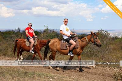Фото обьекта Конные прогулки на Тепе-Оба №210649