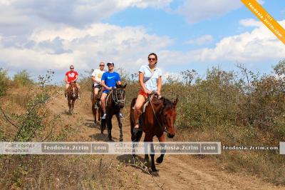 Фото обьекта Конные прогулки на Тепе-Оба №210650