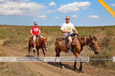 Фото обьекта Конные прогулки на Тепе-Оба №210651