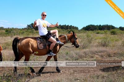 Фото обьекта Конные прогулки на Тепе-Оба №210652