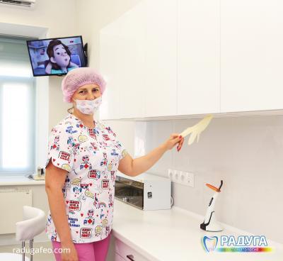 Фото обьекта Стоматология Радуга №223023