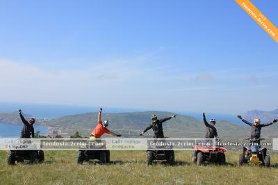Фото обьекта Прогулки на Квадроциклах №219047