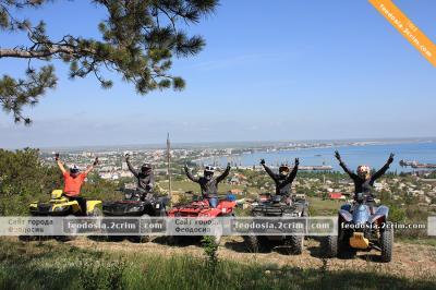 Фото обьекта Прогулки на Квадроциклах №219052