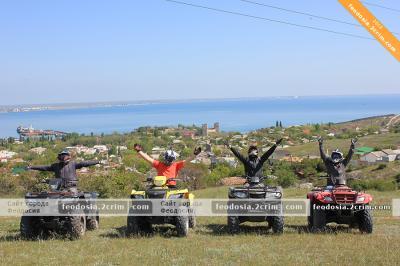 Фото обьекта Прогулки на Квадроциклах №219054