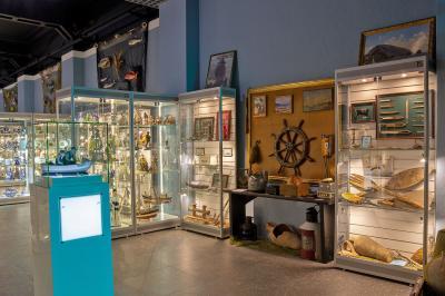 Фото обьекта Музей Рыбы и Рыболовства №219826