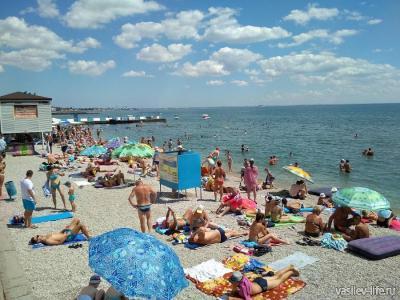 Фото Пляж Камешки  №167645