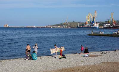 Фото Пляж Камешки  №167648