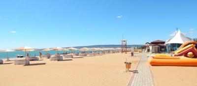 Фото Пляж Жемчужный  №167655