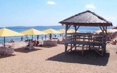 Фото Пляж Жемчужный  №167658