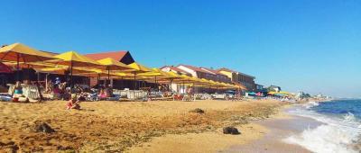 Фото Пляж Жемчужный  №167660