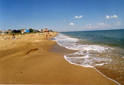 Фото Пляж Жемчужный  №167663