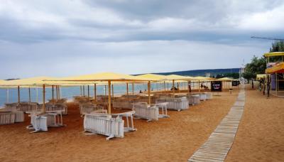 Фото Пляж Жемчужный  №167664