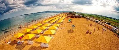 Фото Золотой пляж №167791