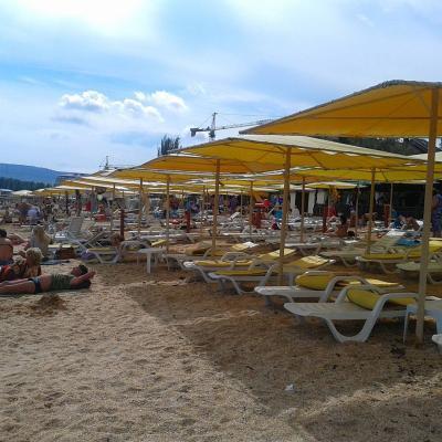 Фото Золотой пляж №167798